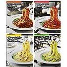 S&B 予約でいっぱいの店のパスタソース 4種(ボロネーゼ、アラビアータ、カルボナーラ、海老のバジルクリーム)