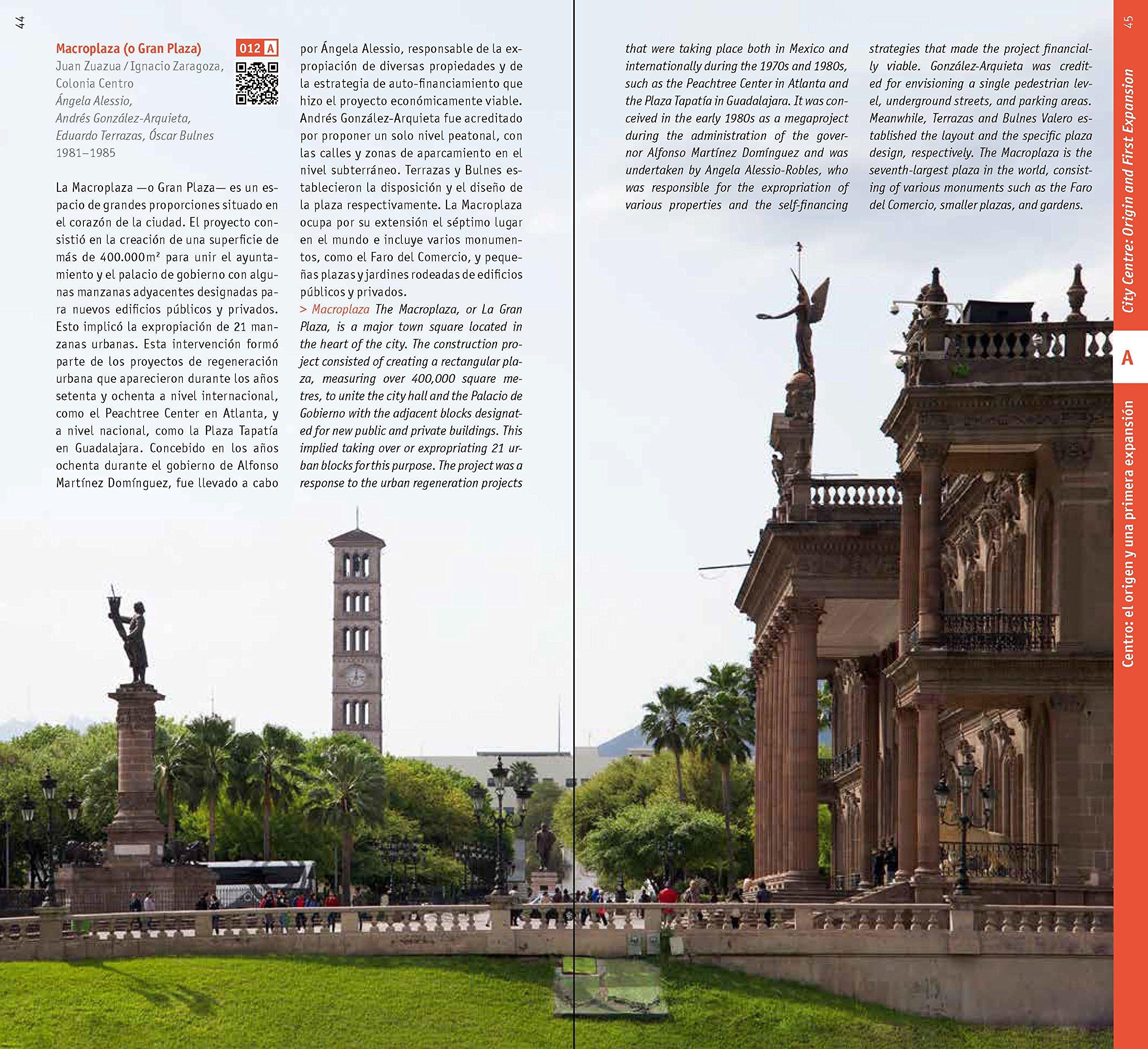 Monterrey. Architectural Guide: Amazon.es: Carsten Krohn, Celia Esther Arredondo Zambrano: Libros