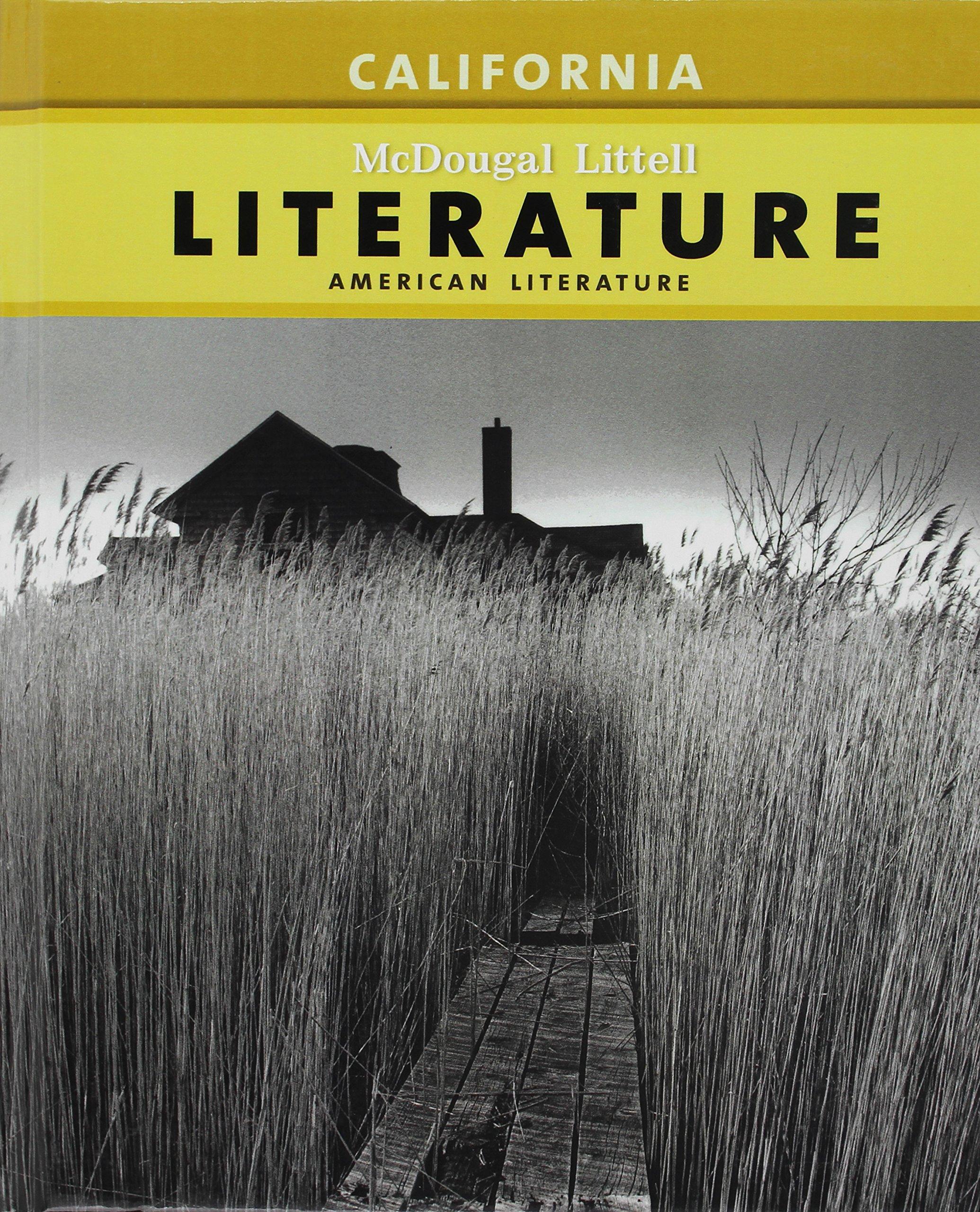 Download McDougal Littell Literature: Pupil's Edition American Literature CA 2009 ebook