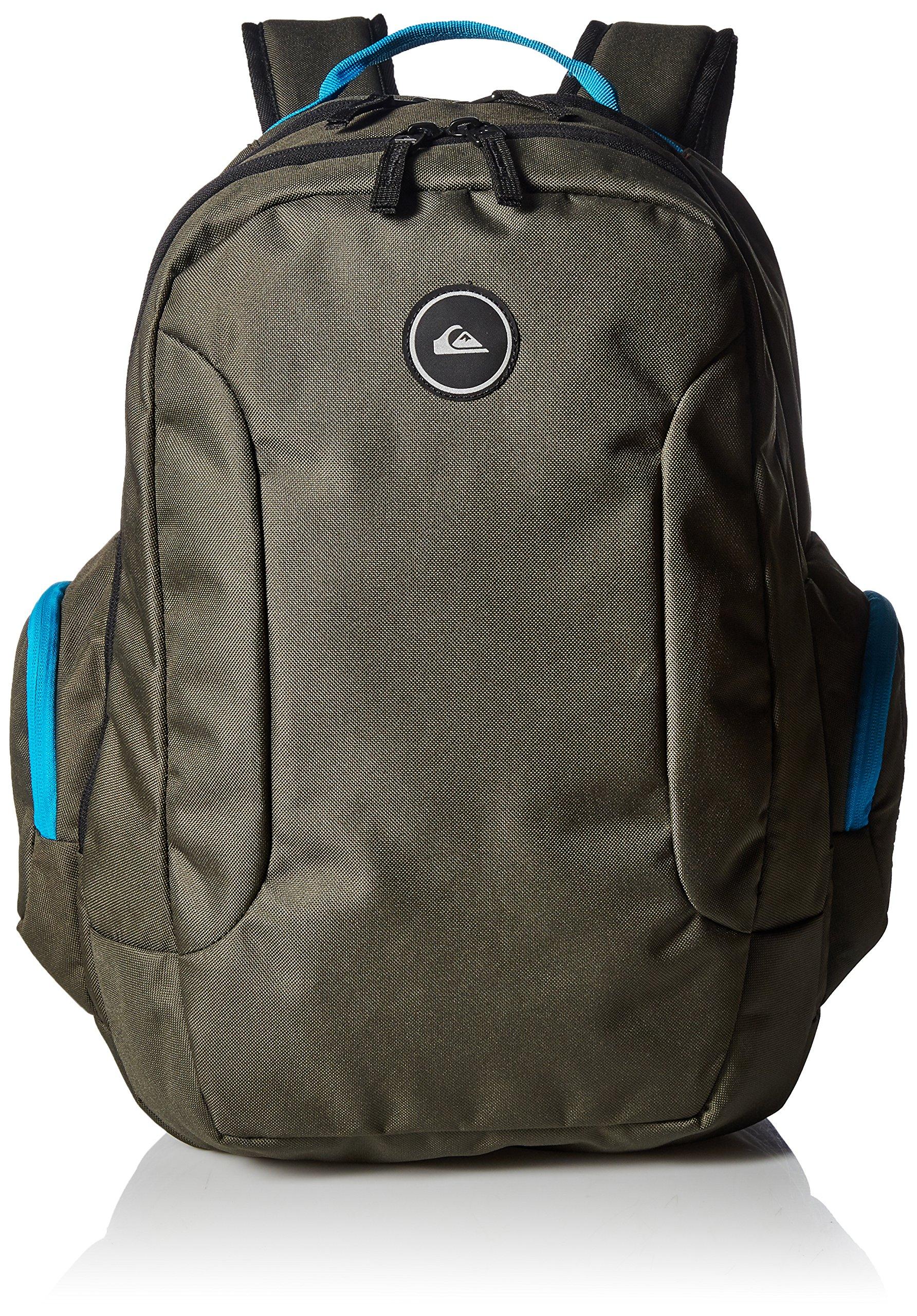 Quiksilver Men's SCHOOLIE II Backpack, atomic blue