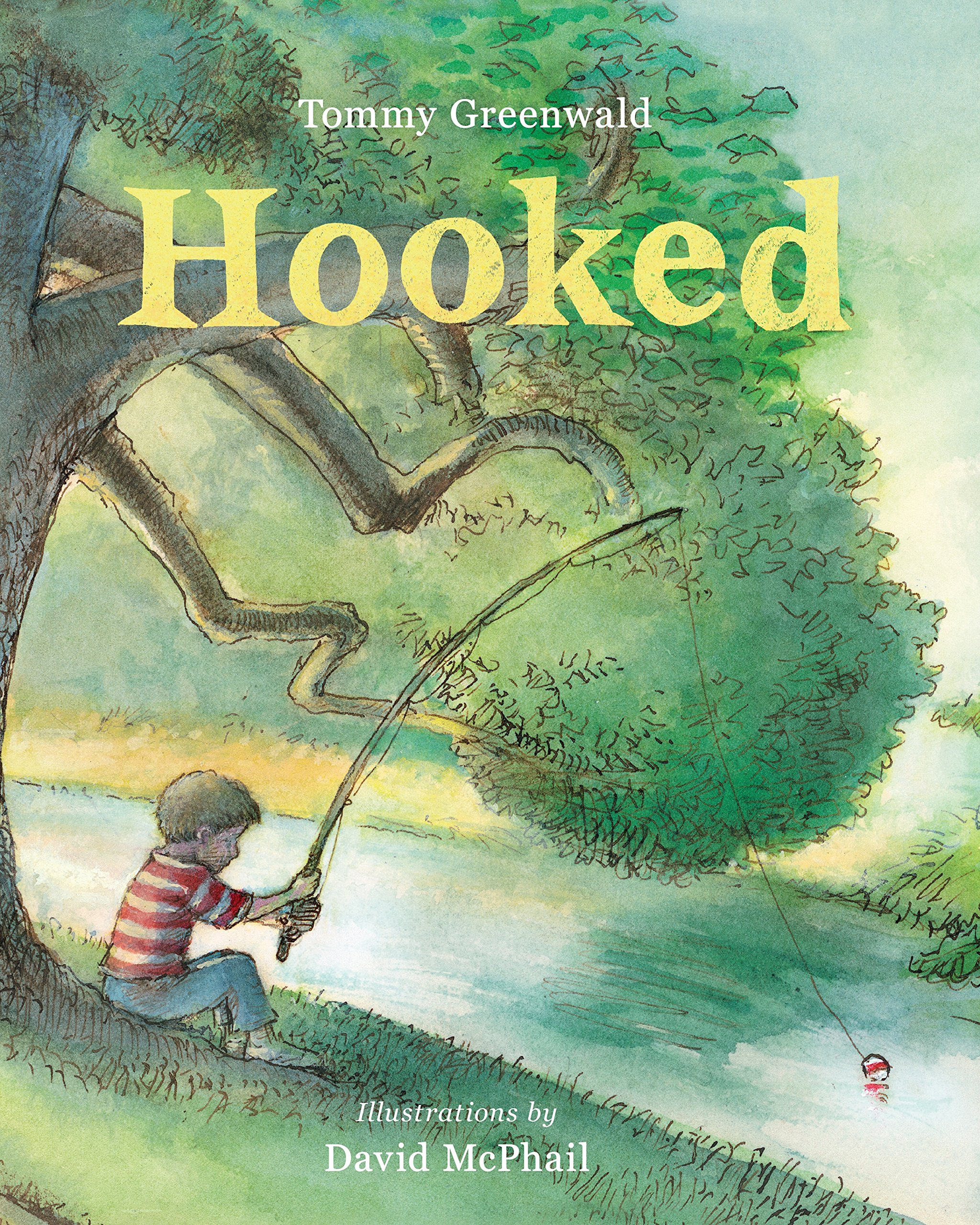 Hooked by Roaring Brook Press (Image #2)
