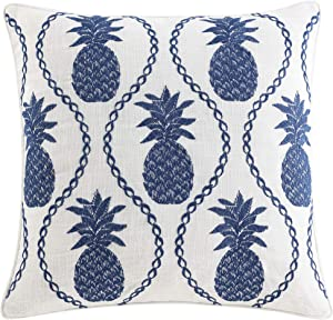 Tommy Bahama | Pineapple Resort Collection Throw Pillow, Blue