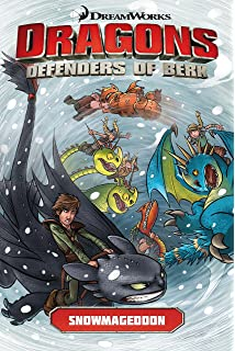 How to train your dragon the serpents heir amazon dean dragons defenders of berk volume two snowmageddon how to train your dragon graphic ccuart Images