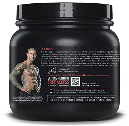 JYM Supplement Science, POST JYM Active Matrix, Rainbow Sherbet, Post-Workout with BCAA s, Glutamine, Creatine HCL, Beta-Alanine, L-Carnitine L-Tartrate, Betaine, Taurine, and more, 30 Servings