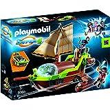 Playmobil - 9000 - Jeu - Bateau Pirate Caméléon