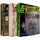 GAMELAND Omnibus (Season Two): (Signs of Life, A Dark and Sure Descent, Dead Reckoning) (S. W. Tanpepper's GAMELAND (Omnibus) Book 2)