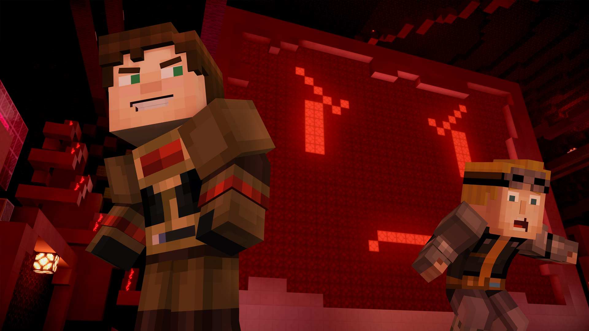 Amazon com: Minecraft: Story Mode - Adventure Pass [Steam