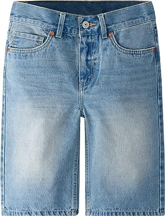 Levi's Boys 505 Regular Fit Denim Shorts