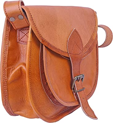 Women Genuine Leather Crossbody Messenger Shoulder Bag Purse Ladies Satchel New