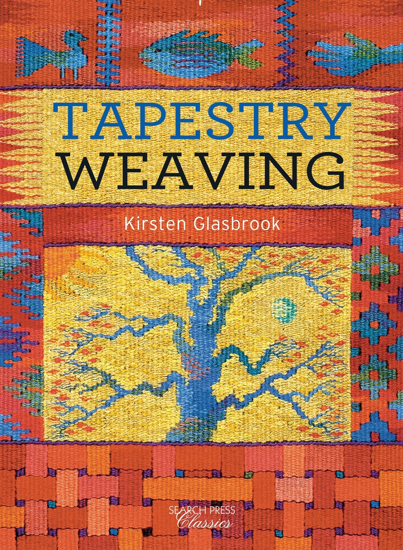 Tapestry Weaving (Search Press Classics)