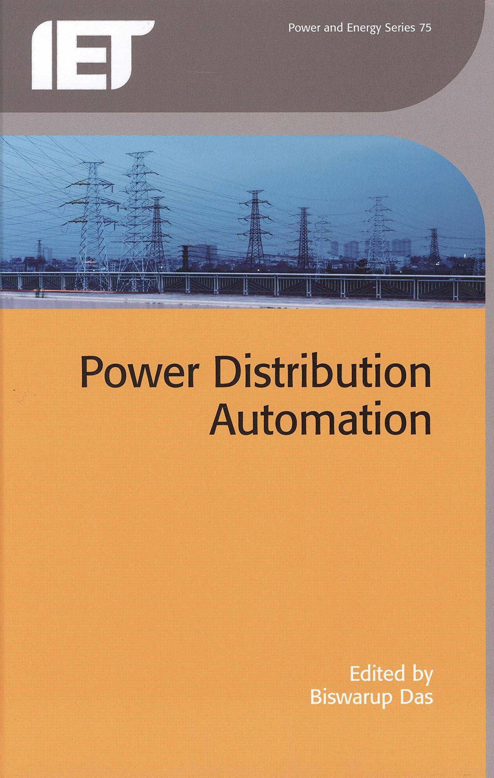 amazon power distribution automation energy engineering