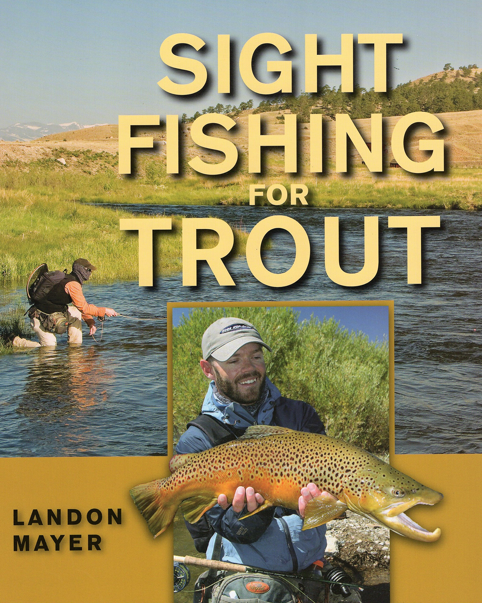 Sight Fishing Trout Landon Mayer product image