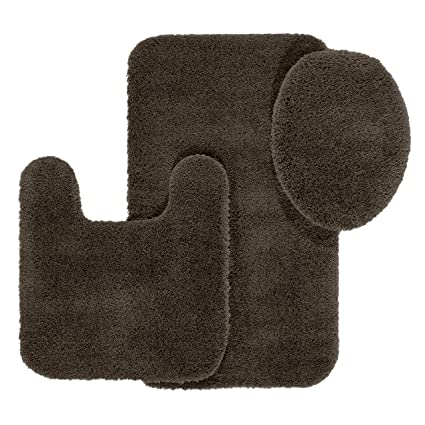 amazon com maples rugs bathroom rugs set cloud bath 3pc washable rh amazon com Marvel Bathroom Sets Discount Complete Bathroom Sets