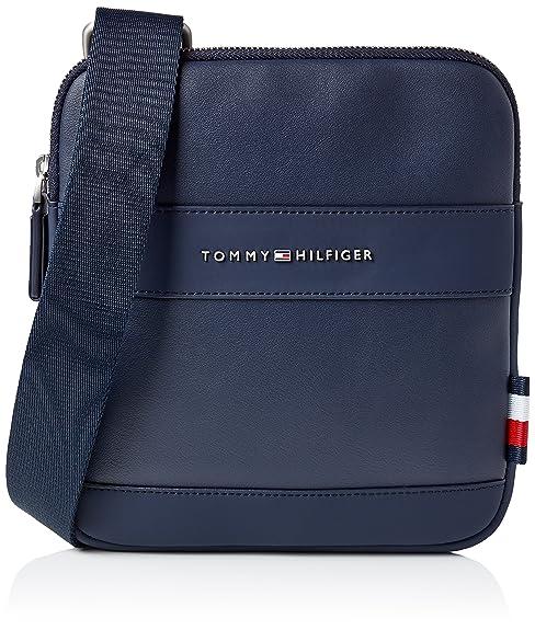 nuevo concepto 57cf8 39a07 Tommy Hilfiger Th City Mini Crossover - Shoppers y bolsos de hombro Hombre