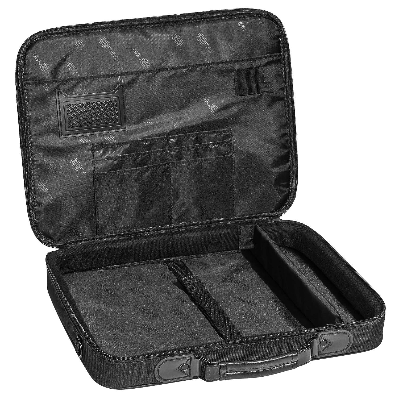 33,8cm Pedea custodia per notebook 13,3 pollici nero con scomparto supplementare