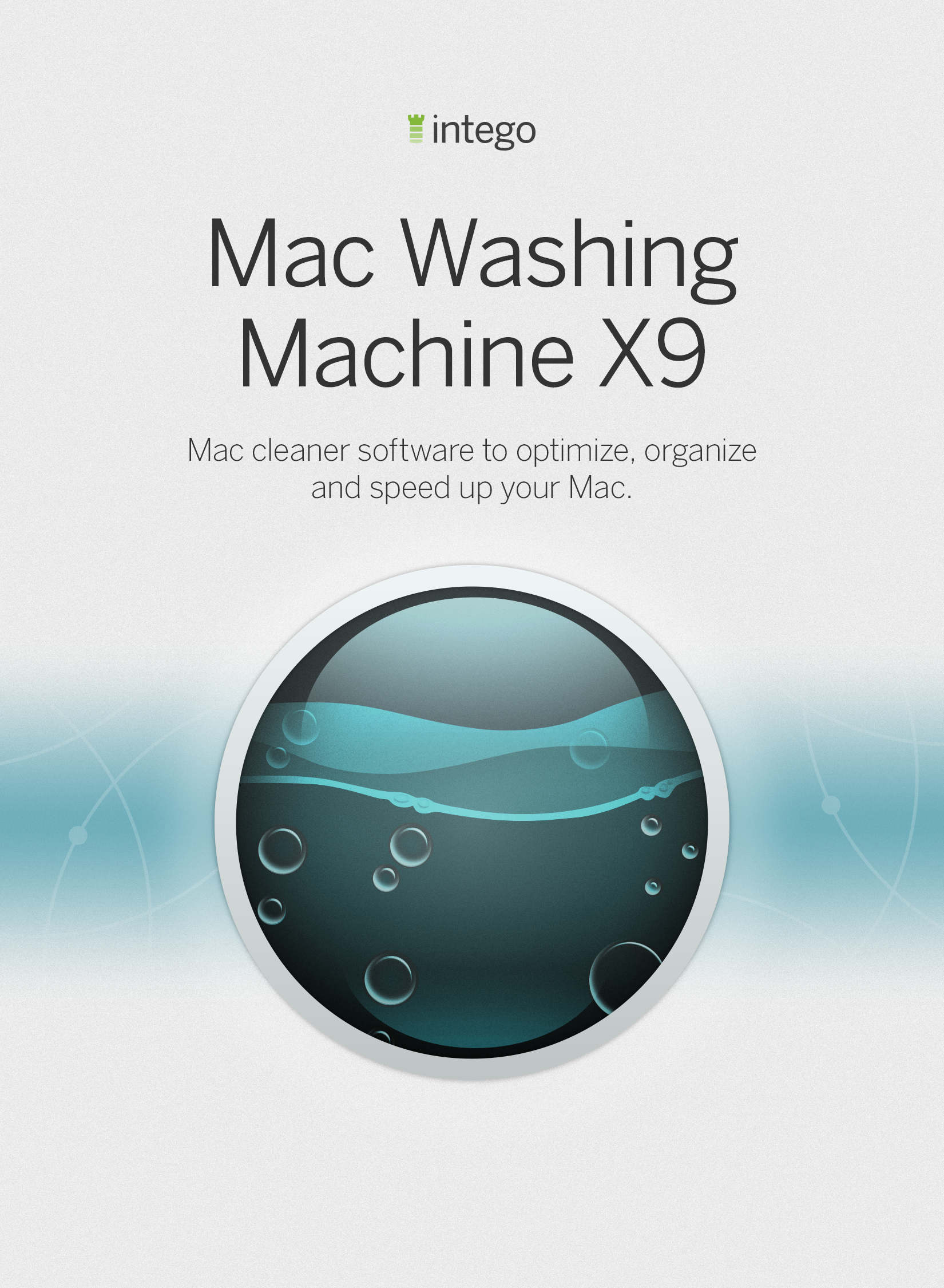 Intego Mac Washing Machine X9 [Download] (Mac Software Cleaner)