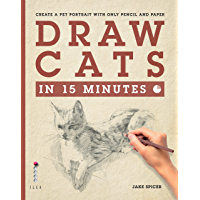 Draw Cats in 15 Minutes: Create a pet