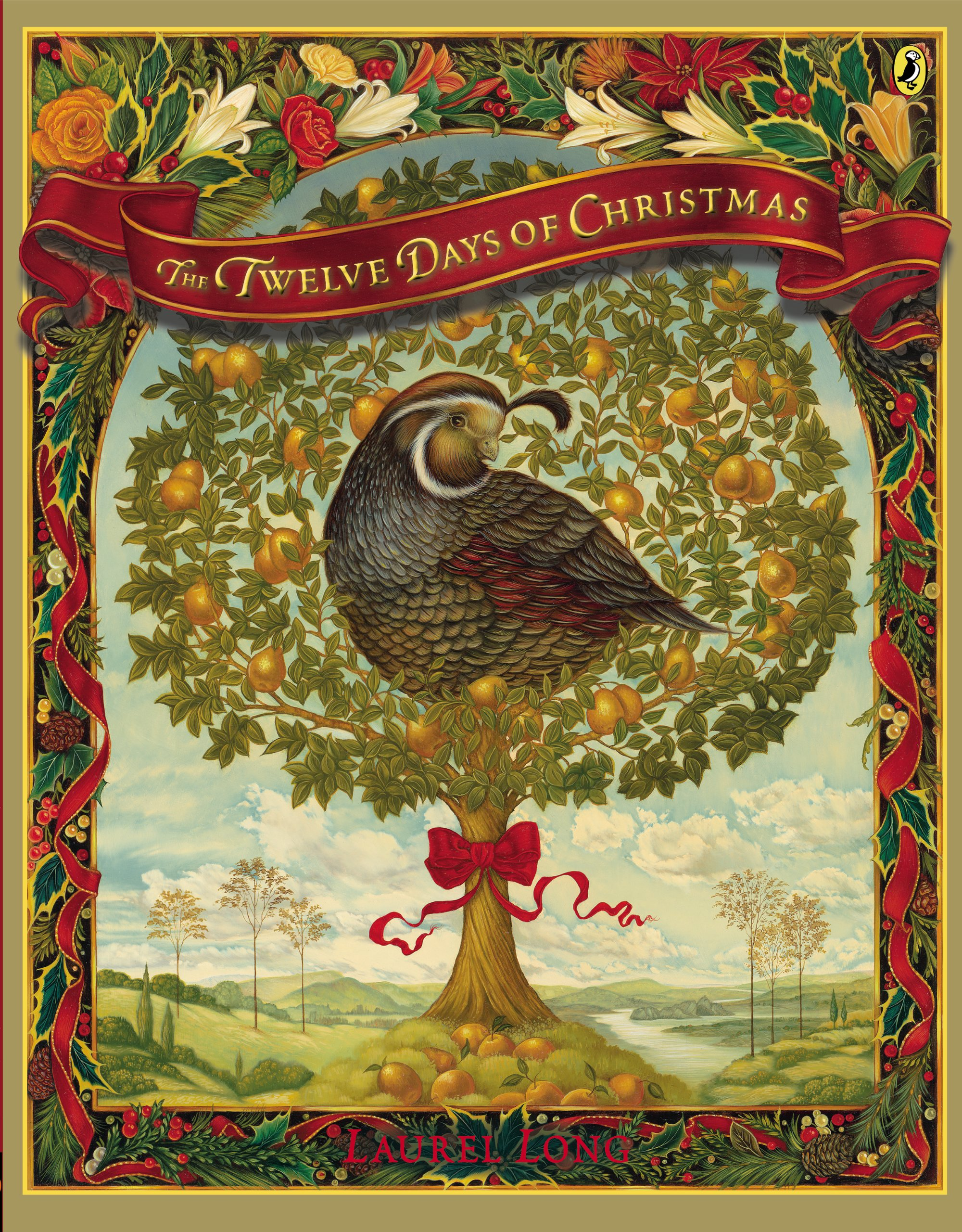 Amazon.com: The Twelve Days of Christmas (9780803733572): Laurel ...