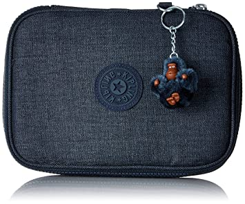 Trousse Kipling 50 Pens Galaxy Party bleu