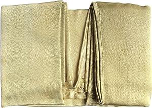 Tonyko Heavy Duty Fiberglass Protective Blanket, Emergency Surival Blanket, Welding Blanket and Fire Blanket With Various Sizes