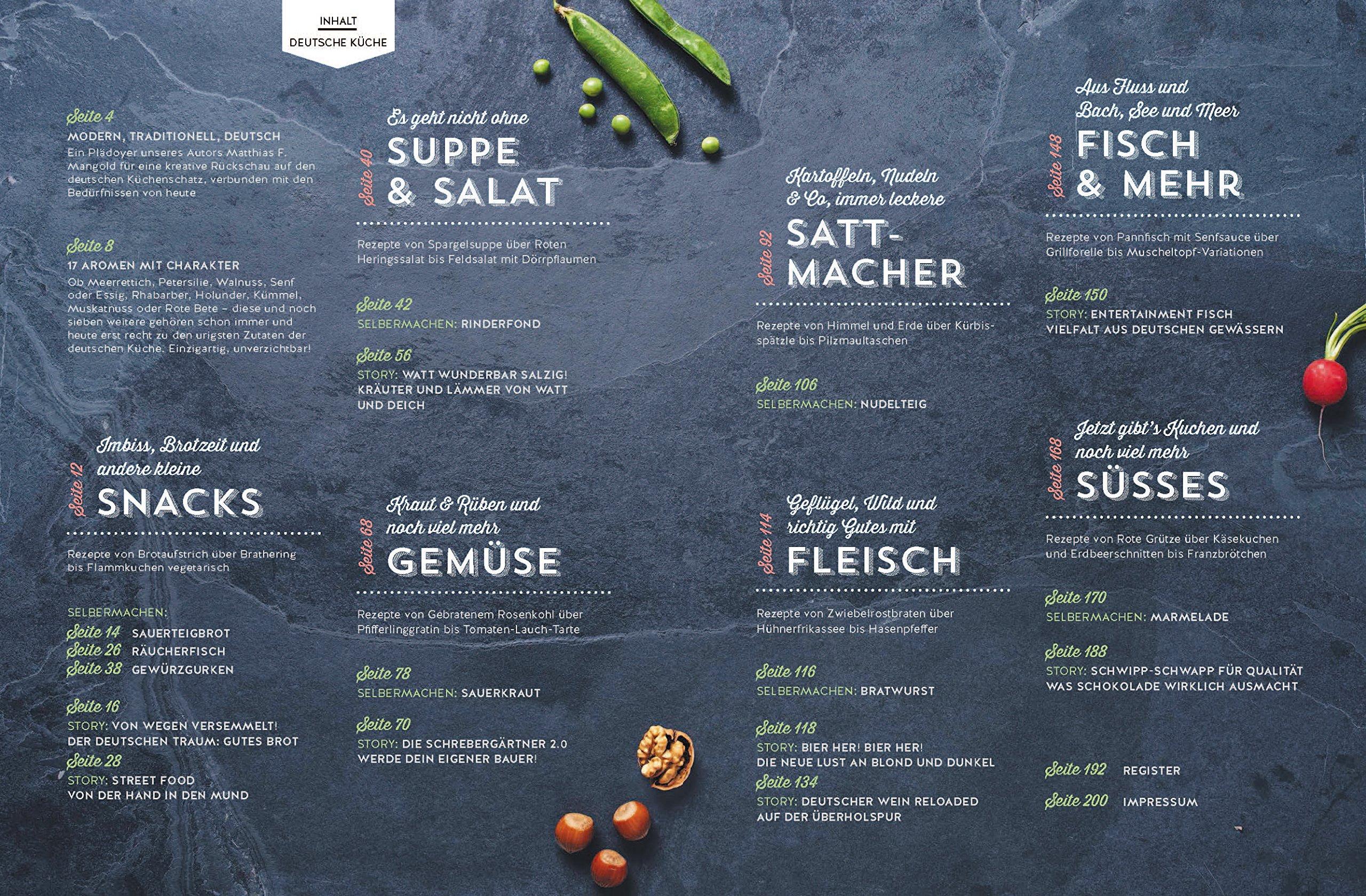 Buch Die Neue Outdoor Küche : Deutsche küche neu entdeckt! gu themenkochbuch : amazon.de