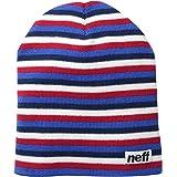 NEFF Men's Duo Stripe Beanie