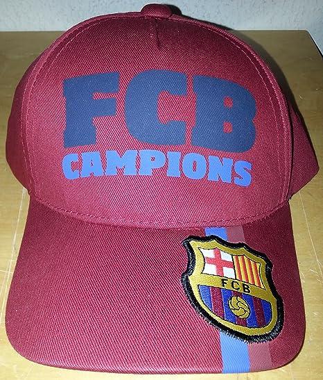 FC Barcelona Messi Messi Gorro Gorra inoxidable: Amazon.es ...