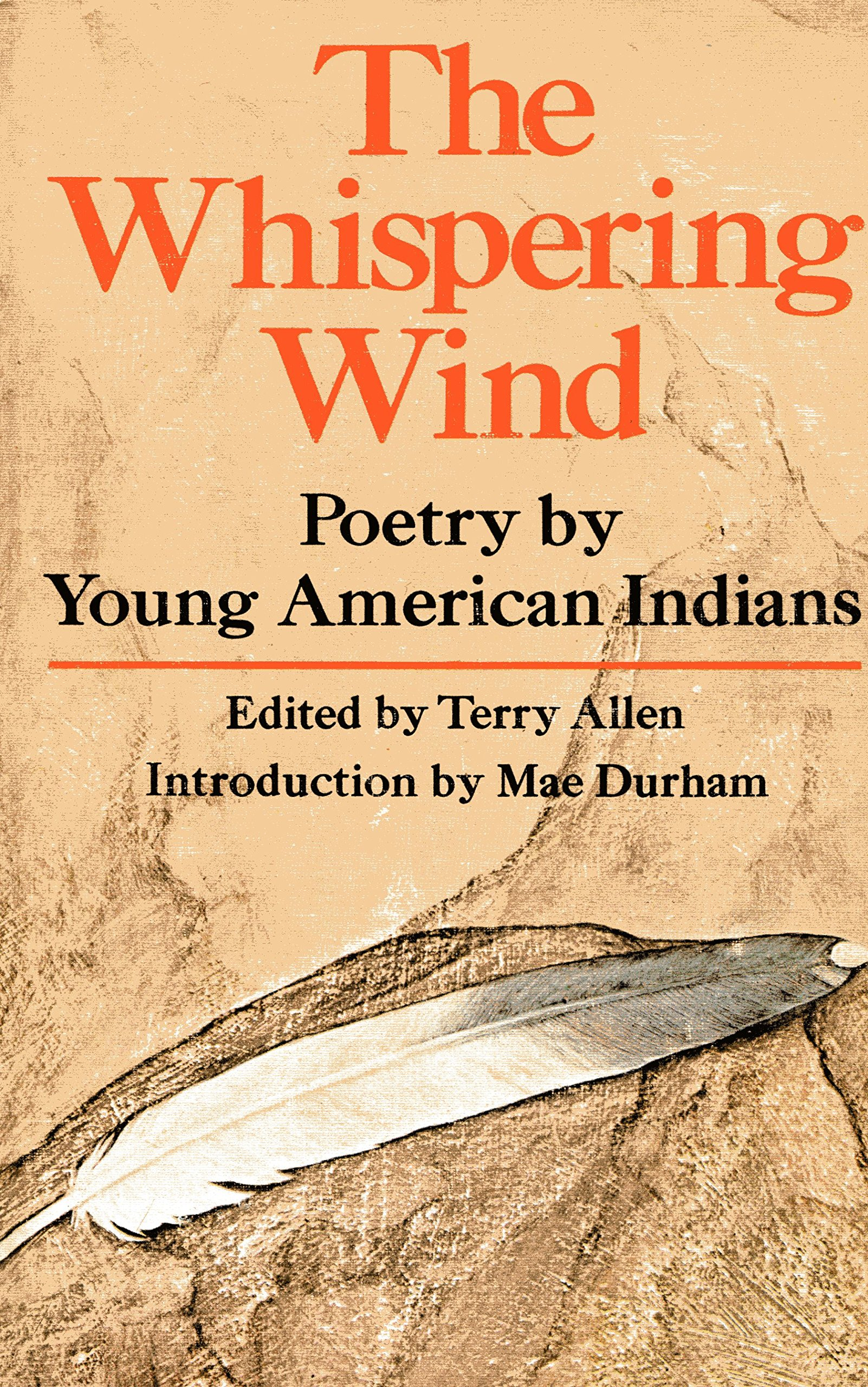 The Whispering Wind, Allen, Terry, editor