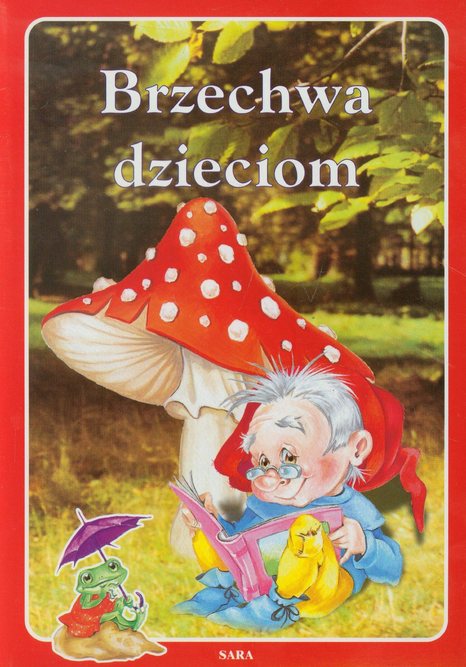 Brzechwa Dzieciom Jan Brzechwa 9788372970008 Amazoncom