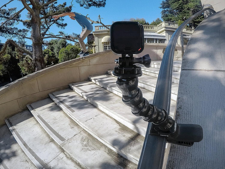 GoPro Harnais de poitrine pour enfant avec Support pour GoPro Noir Junior