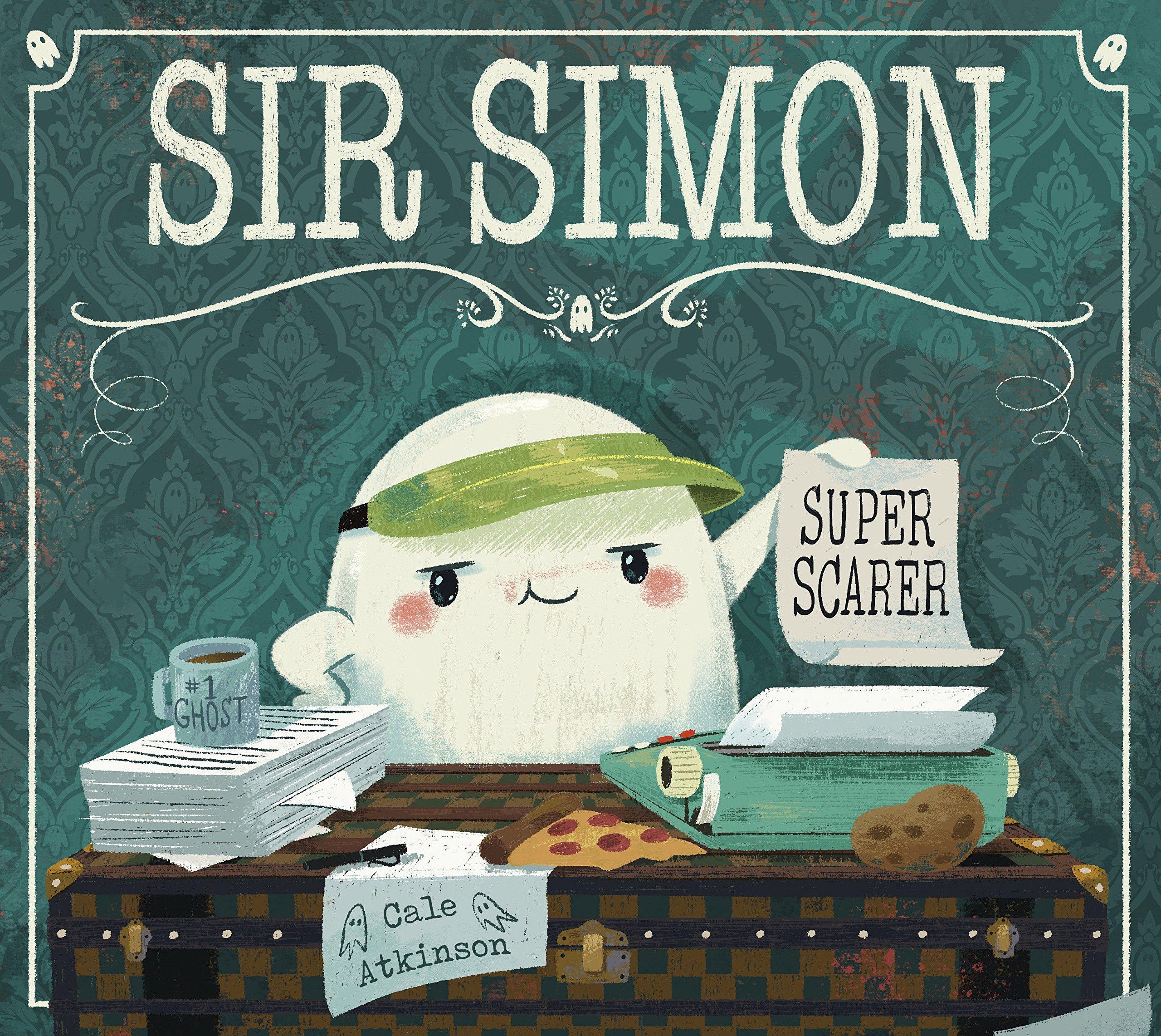 Sir Simon: Super Scarer