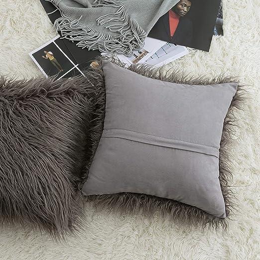 Kevin Funda de Cojín de Terciopelo Jacquard Textil: Amazon ...