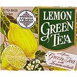 Mlesna Flavoured Green Tea, Lemon, 100g