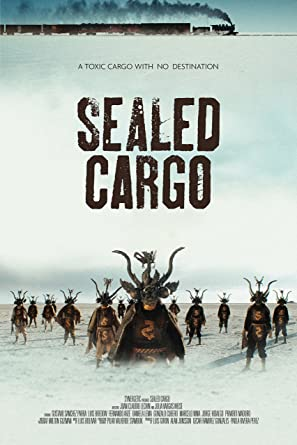 Amazoncom Sealed Cargo Gustavo Sanchez Parra Luis Bredow