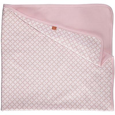 Magnificent Baby Baby-Girls Newborn Girl's Diamond 2-Ply Blanket