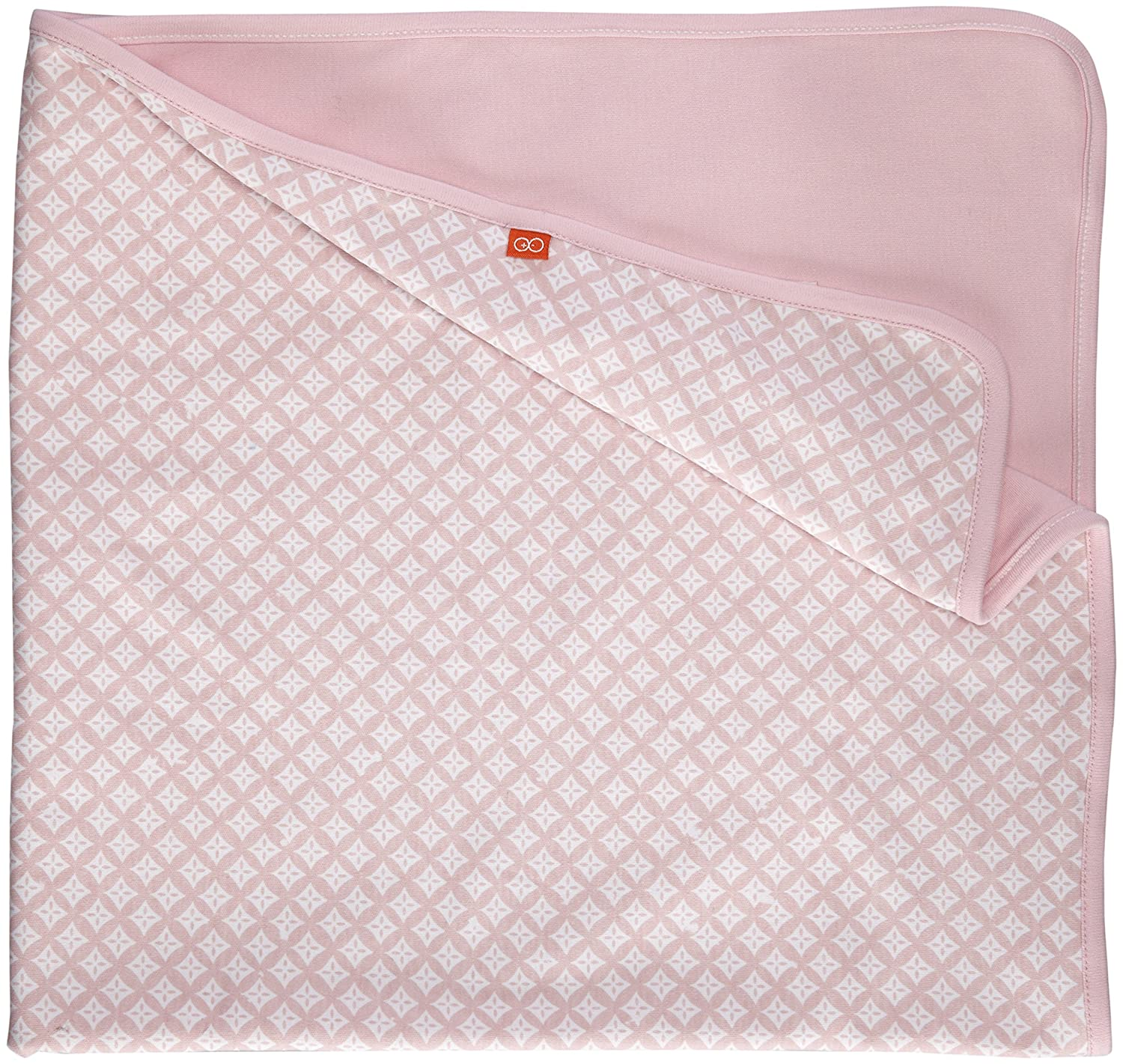 Magnificent Baby Baby-Girls New-Born 2-Ply Blanket, One Size 2144-G