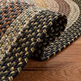 Safavieh Braided Collection Hand Woven Blue and