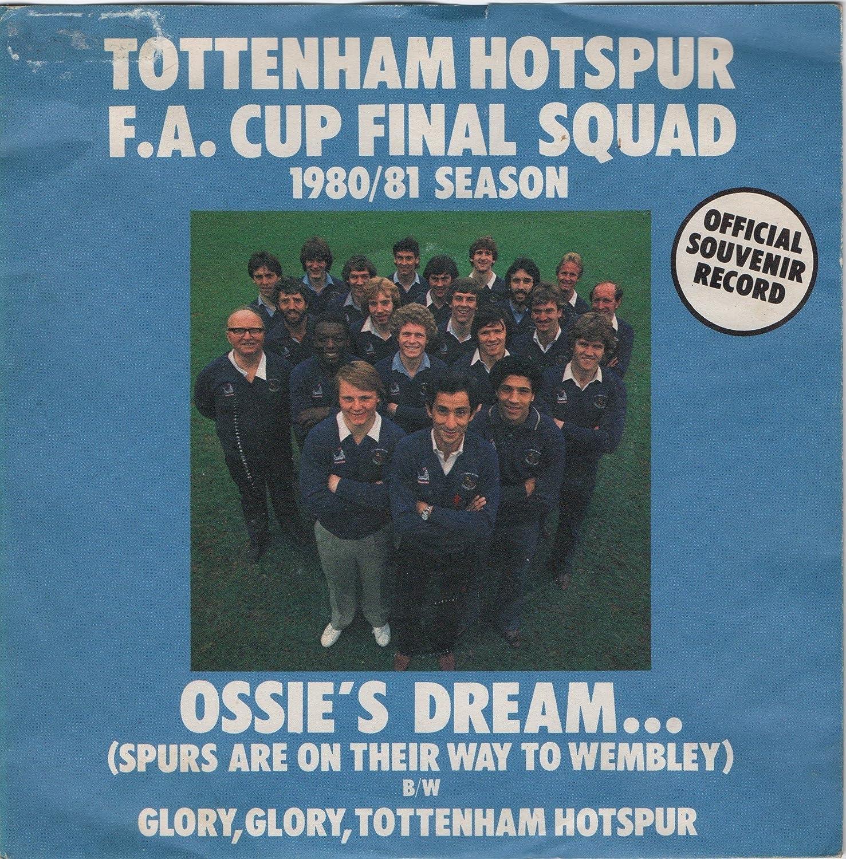Tottenham Hotspur Fa Cup Final Squad 1980/81 - Ossie's Dream ...