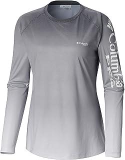 b9c4e1b7 Amazon.com: Columbia Men's Terminal Deflector Printed Long Sleeve ...