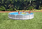 Intex 12ft X 30in Prism Frame Pool Set with