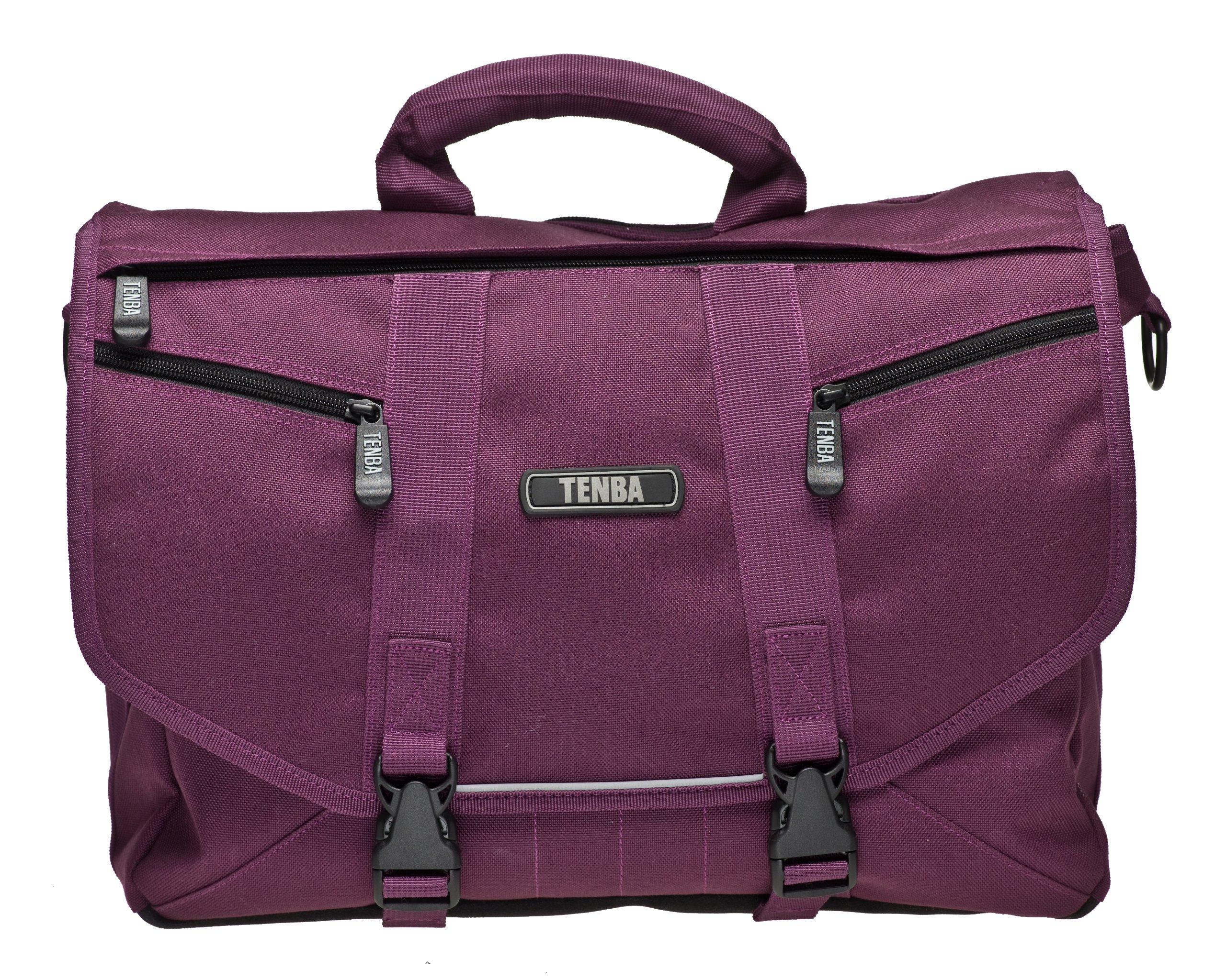Tenba Messenger Small Photo/Laptop Bag - Plum (638-226)