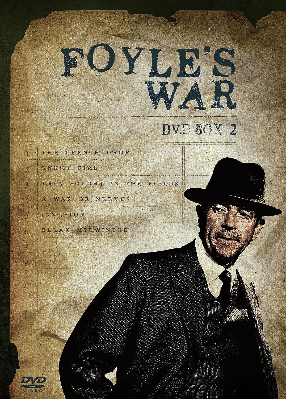 刑事フォイル DVD BOX2