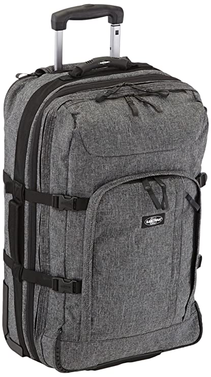 Eastpak Hicks 65 - Maleta con Ruedas (68 L), Color Gris - 64 ...