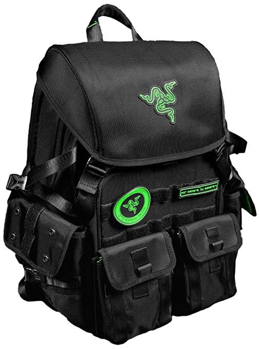 75dbb7dd18183 Razer Tactical Pro Backpack Fits Notebooks of up to 17.3-Inch