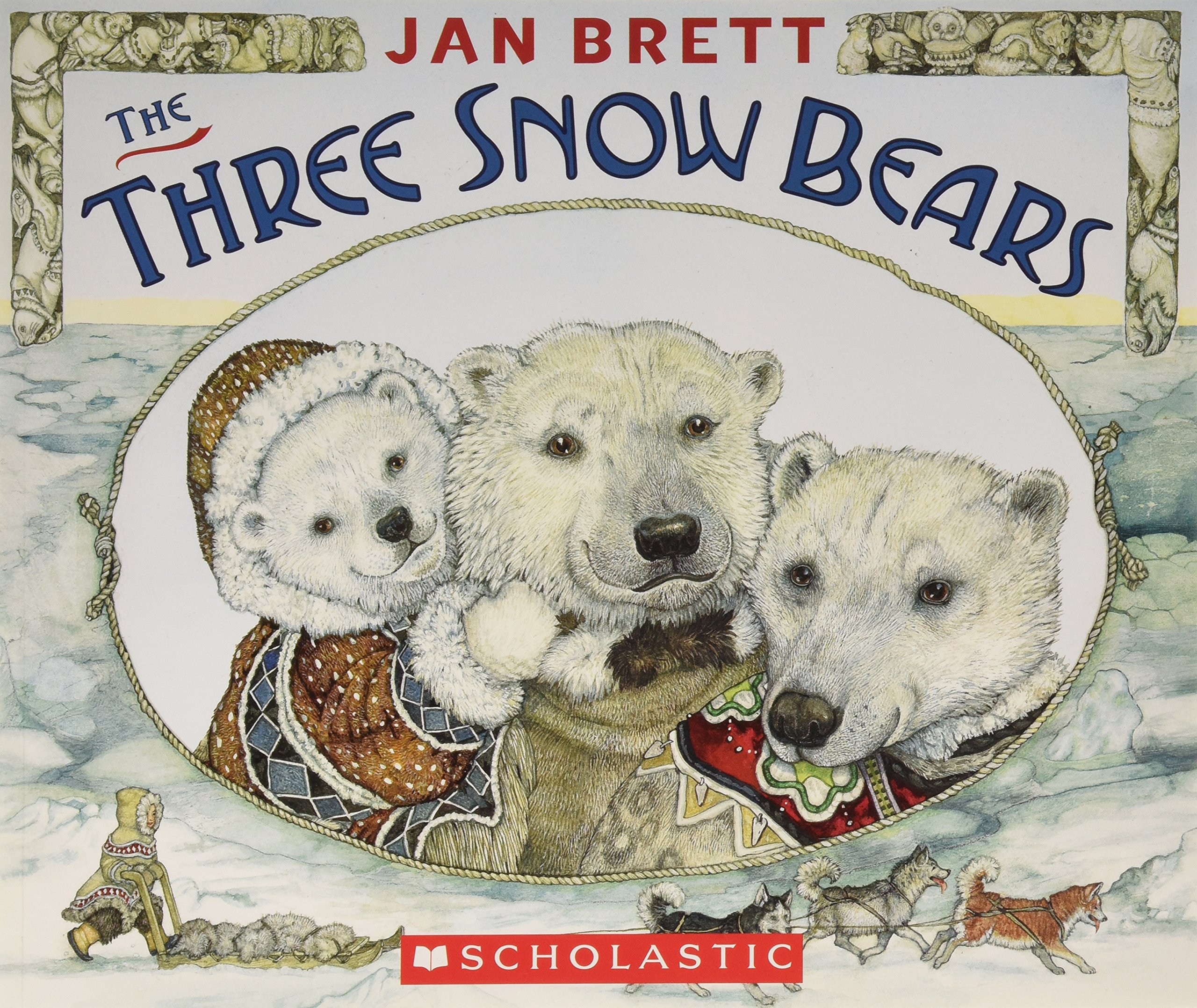Read Online The Three Snow Bears PDF