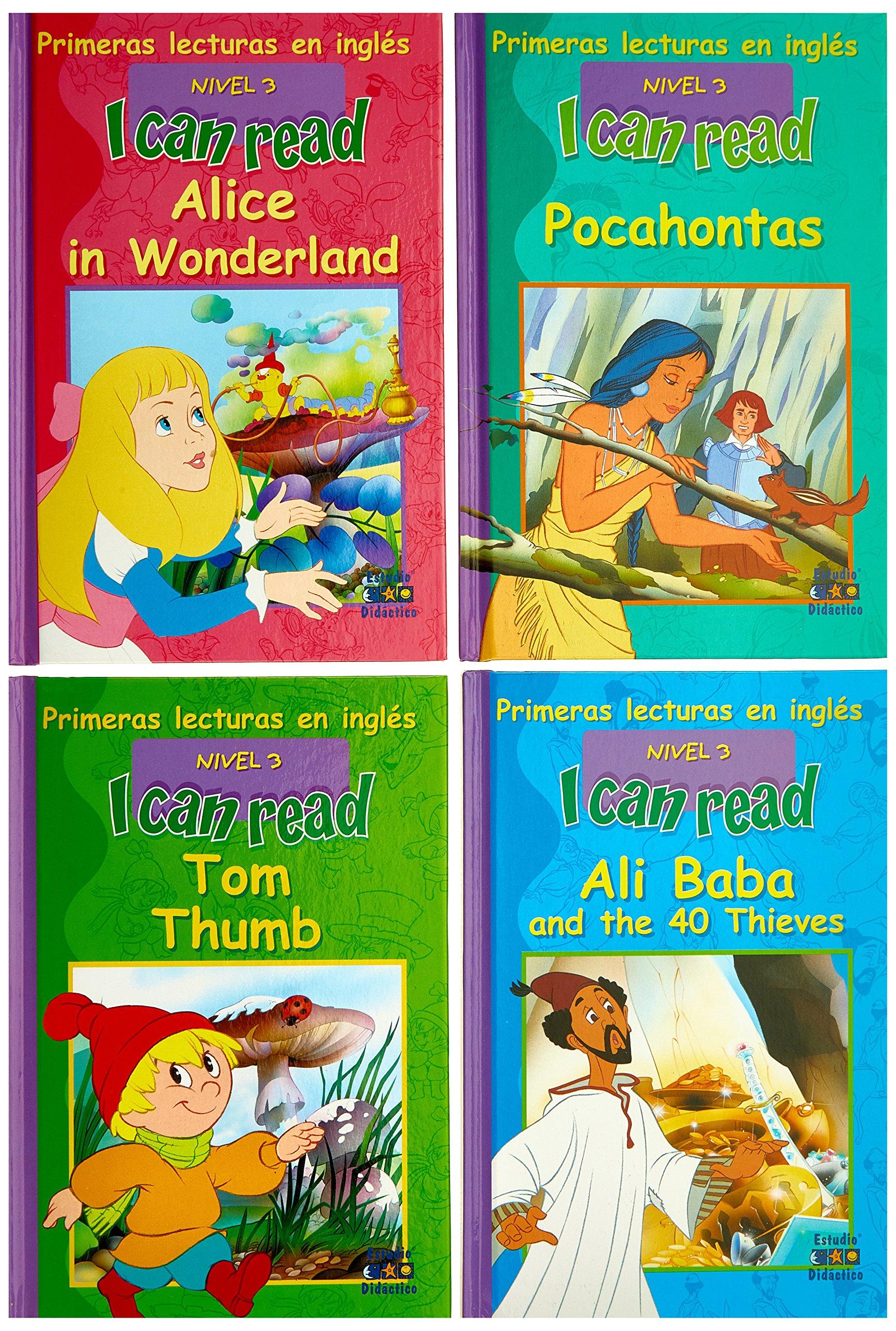 Estuche I can read level 3 Primeras lecturas en inglés: Amazon.es: Gool, Van: Libros en idiomas extranjeros
