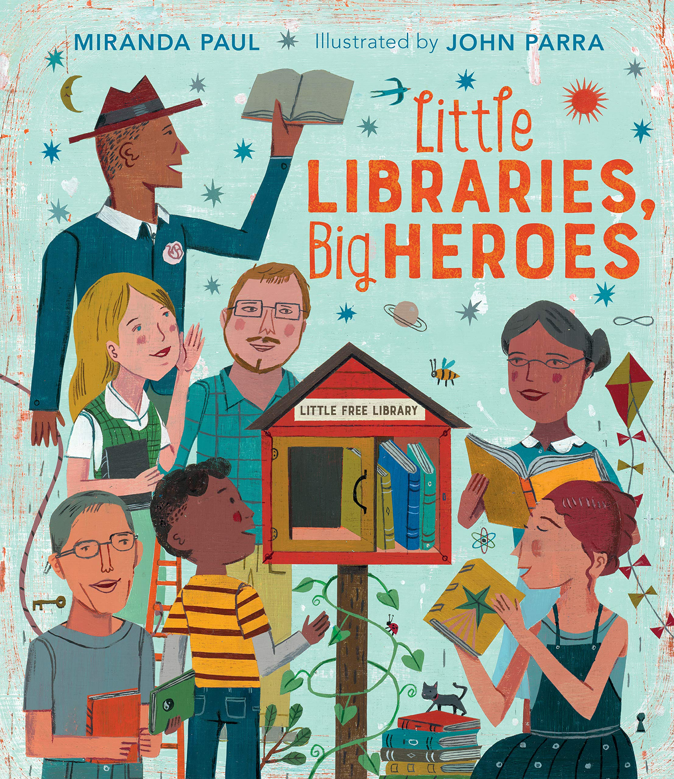 Image result for little libraries big heroes