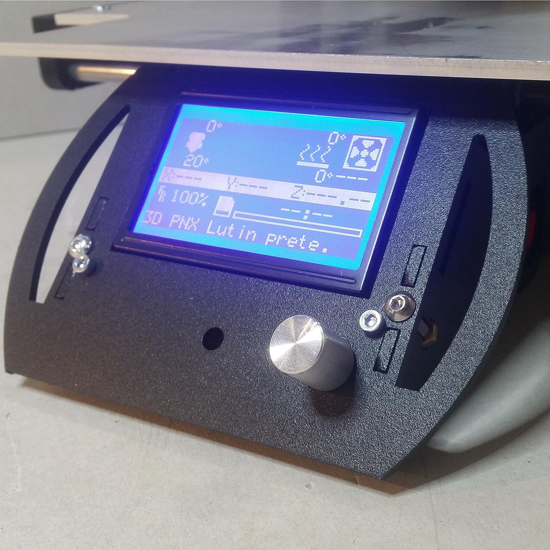 Impresora 3D la gnomo Plug and Play, 20 x 20 x 20 cm, Bandeja ...