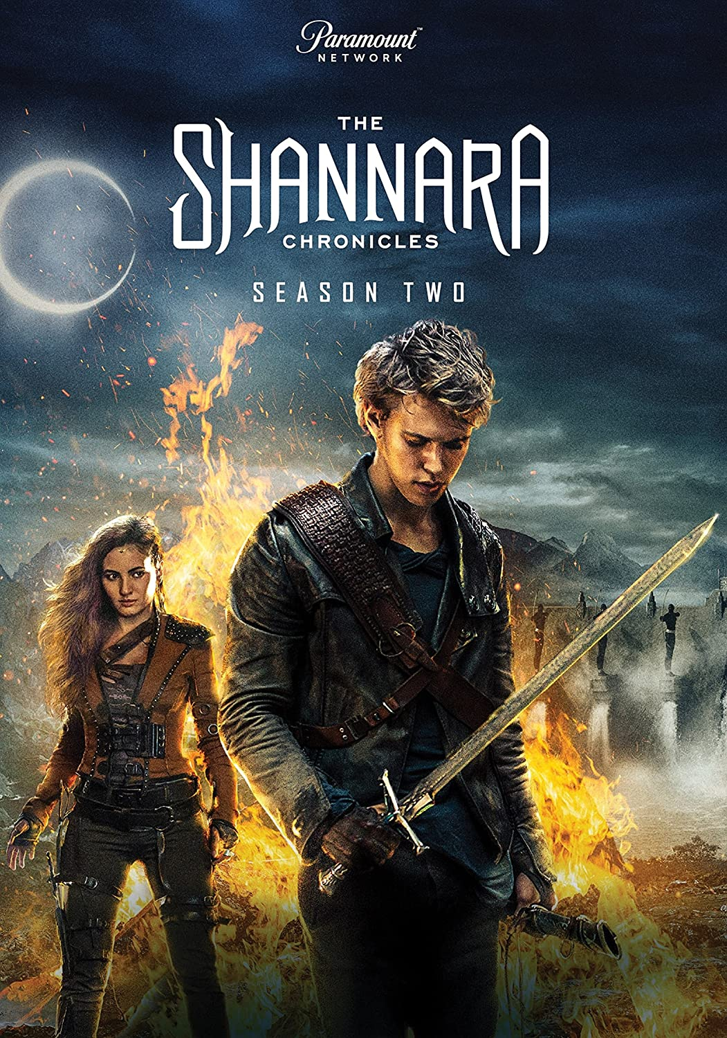 The Shannara Chronicles (2017) S02 Hindi Complete Web Series 480p HDRip ESubs 1.1GB