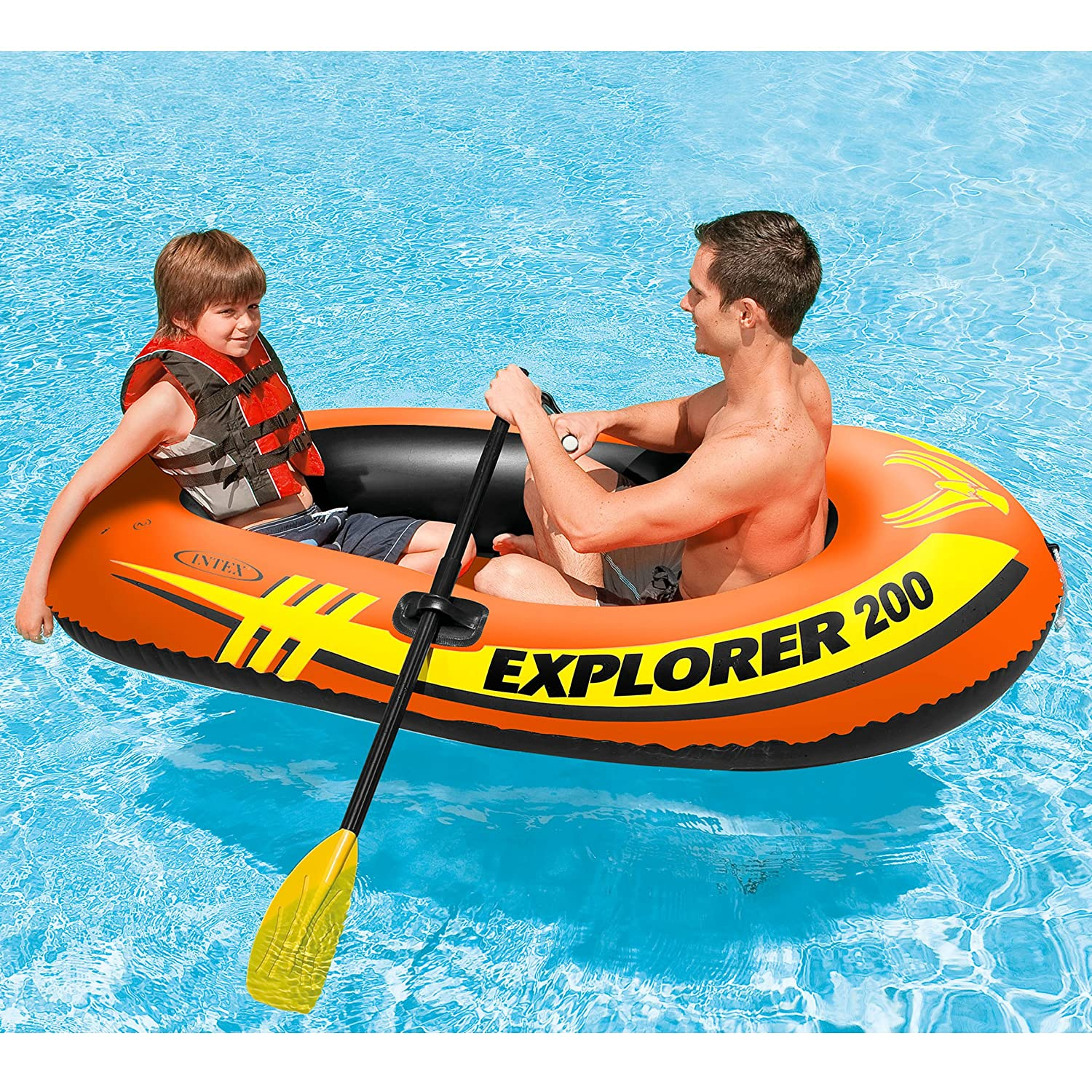 Intex Explorer 2-Person Boat O...